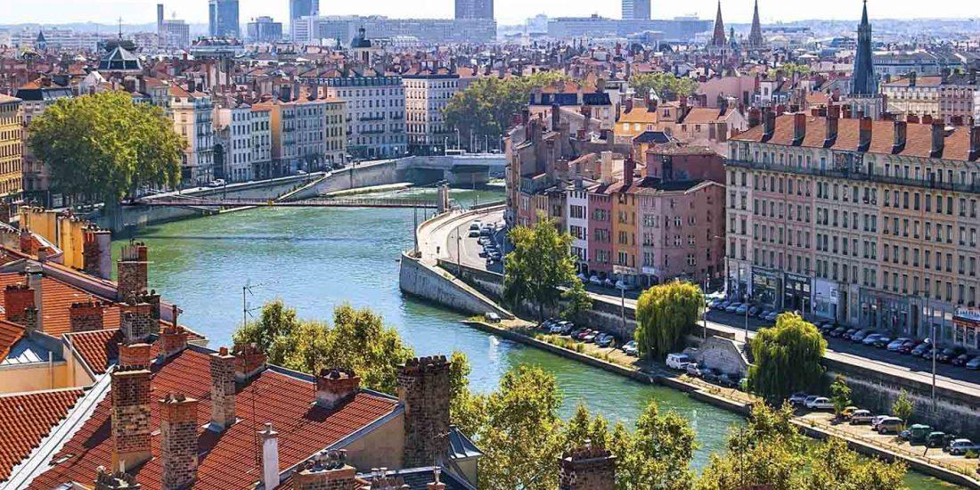 estudiar en lyon en francia con be global