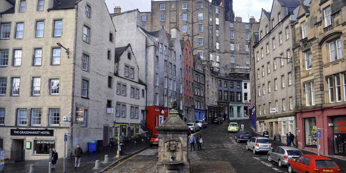 estudiar en edimburgo escocia con be global